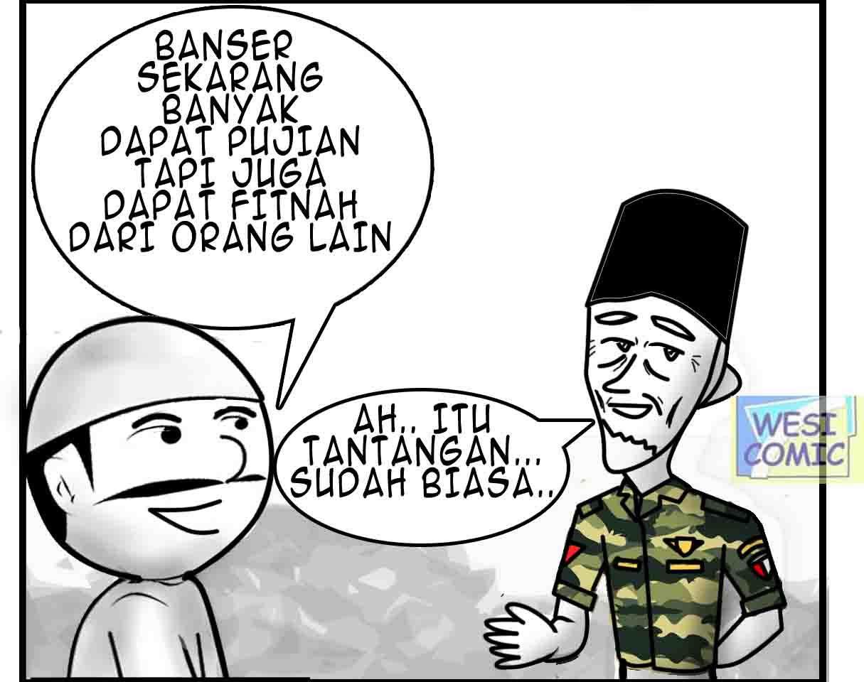 Wesi Comic
